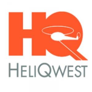 Vandals trash HeliQwest JetRanger