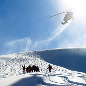 Mike Wiegele Helicopter Skiing Open for its 42nd Season