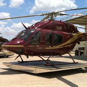 Aeronautical Accessories adds HeliWagon landing platforms to portfolio