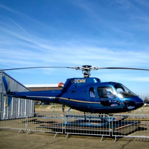 HeliWagon launches into Europe