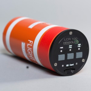 Hensoldt launches a flight data recorder for light helicopters