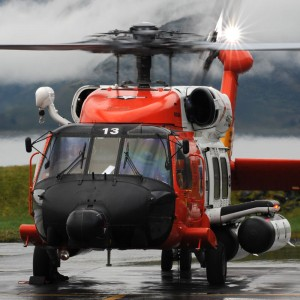 Coast Guard helicopter allegedly opens fire on suspected marijuana smugglers
