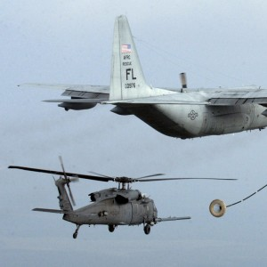 HeliDays launches today with inflight refuelling demo
