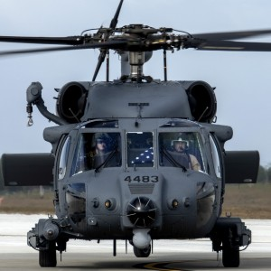 USAF first HH-60W Jolly Green II arrives at Moody AFB
