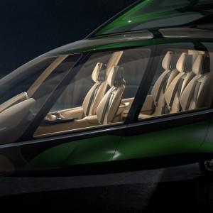 Hill Helicopters unveils interior concept for its new HX50