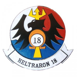 New commander for HT-18 Helicopter Training Squadron