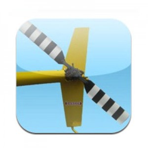 New iPhone app for helicopter weight and balance