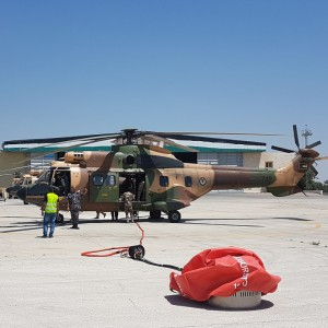 Patria to represent IMS firefighting and long-line kit in Europe