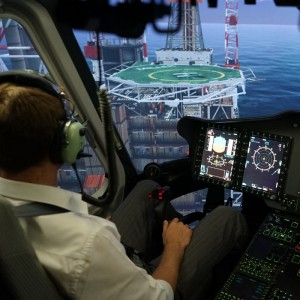 EC175 full-flight simulator ready for service