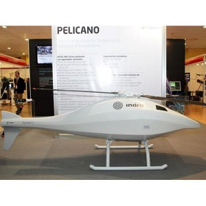 Indra Develops Unmanned Helicopter for Naval Missions