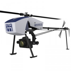 Simlat selected by ING Robotic Aviation for new UAV Operator's Program with Canadore College
