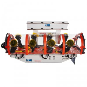 Spectrum Aeromed and ISOVAC Products partner on isolation units