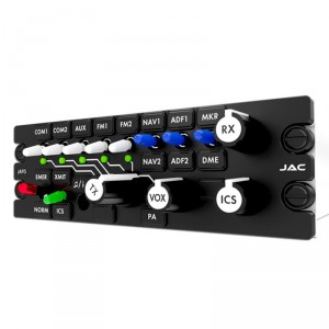 AMRG equips fleet with Jupiter Audio Controllers