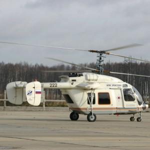 Testing of Ka226T insured for over $5½M