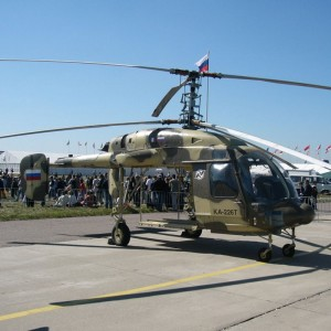 Ka226T serial production to start in 2012