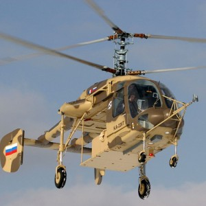 Russian Helicopters debuts at Defexpo India 2016
