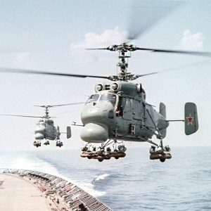 Celebrating 50 years since the first flight of the Ka-25