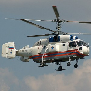 Russian Helicopters delivers five Ka-32A11BCs to EMERCOM