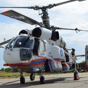 Russian Emergencies Ministry adds Ka32 at Crimean port of Sevastopol