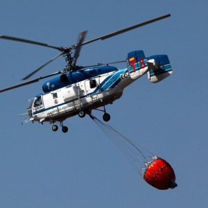 Russian Helicopters sells to four customers in China