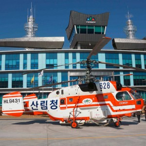 Rostec will offer renewal of South Korean Ka-32 fleet