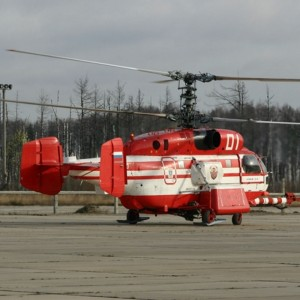 Russian Helicopters delivers two Ka32s to China