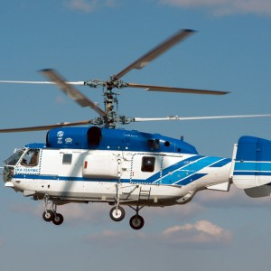Russian Helicopters delivers nine Ka-32s to China