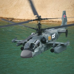 Ka-52 put into series production in Primorye