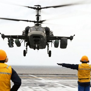 Russia offers Egypt the helicopters developed for Mistral