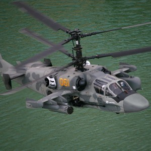 Russian military to receive Ka-52K for Mistral carriers