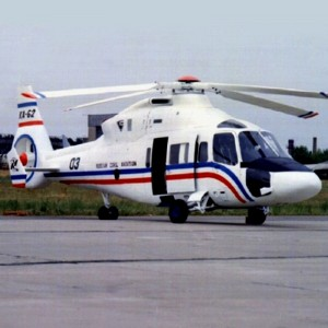 Ka-62 to receive bird-impact proof glass
