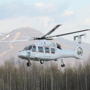 Kamov Ka62 makes first flight
