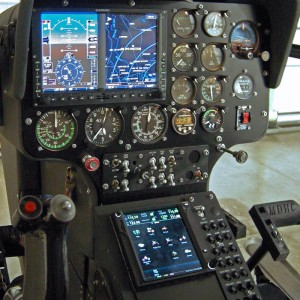 Kings Avionics completes first slant-panel GTN750 installation into MD520N