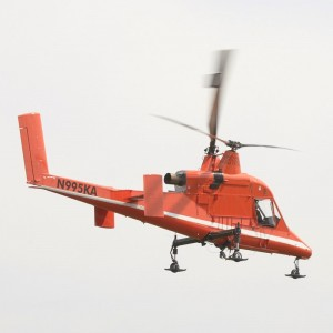 Kaman delivers first two K-Max helicopters from re-started production line