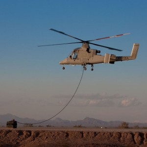Team K-MAX Demos Successful Unmanned Helicopter Cargo Resupply to USMC