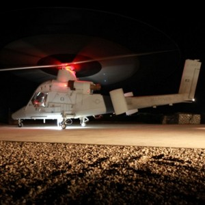 NATO/ISAF comment on changes brought by unmanned K-Max operations