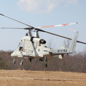 Kaman K-Max advances civil and military autonomous flight programs