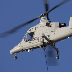 US Marines extend K-MAX unmanned helicopter's use in Afghanistan