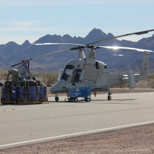 "Unmanned K-MAX achieves numerous ""Firsts"" during recent demo flights"