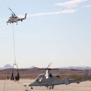 K-Max completes US Navy unmanned cargo assessment