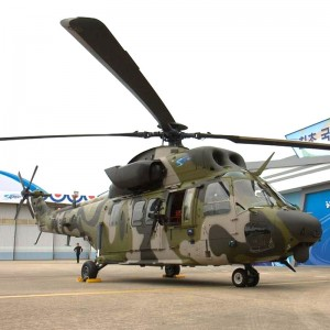 Cobham to supply antennas and avionics for Korean utility helicopter