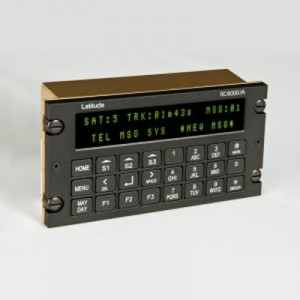New Control Display Units for all Latitude Flight Following Products