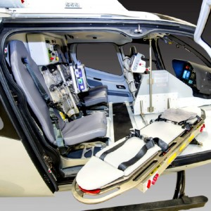 FAA STC Received by LifePort for Lightweight Medical Interior