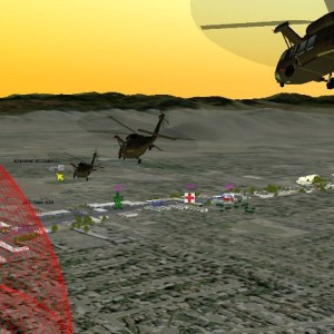 Lockheed Martin delivers Topscene tactical terrain visualization system to the UK