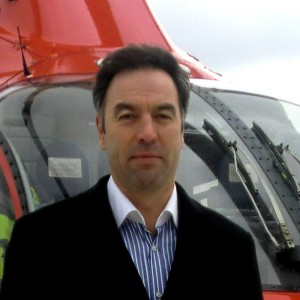 London Air Ambulance boss quits