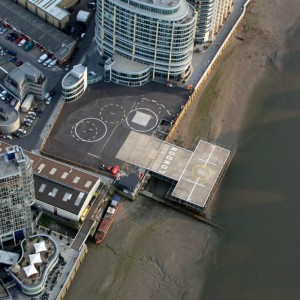 59 year old London Heliport faces new noise challenges