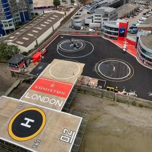 COVID-19 – London Heliport announces temporary closure