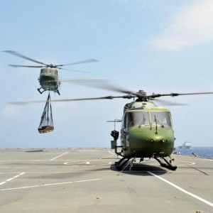 British helicopter carrier begins second Caribbean anti-drugs deployment