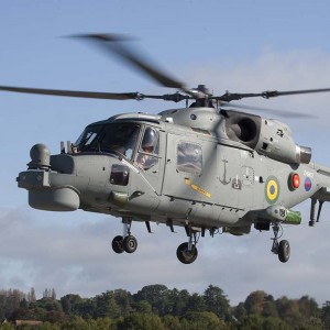 Leonardo's upgraded Super Lynx Makes Successful Maiden Flight