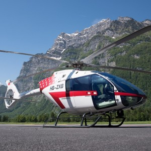 Marenco prepares for Heli-Expo